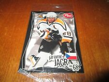 1997/98 PINNACLE POST CEREAL HOCKEY #21 JAROMIR JAGR SEALED MINT * PENGUINS