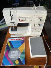 Bernina Sewing Machine Model 1260 - Great Working Condition