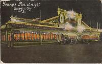 Atlantic City, NEW JERSEY - Young's Pier - 1910 - Vaudeville