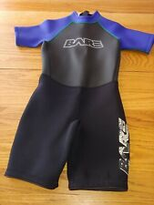 Bare Wetsuit Junior Slalom Kids Size 10 Made in Canada
