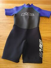 Bare Wet Suit - Junior Slalom - Size 10. Made in Canada