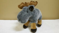 "12"" Moose, Plush Toy, Doll, Stuffed Animal"