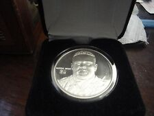 NATRONE MEANS BUSINESS  SAN DIEGO CHARGERS SILVER MEDALLION 1 0Z .999 SILVER!!!!