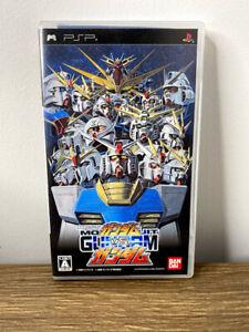 Mobile Suit Gundam VS Gundam PSP NTSC-J Sony Playstation PSP
