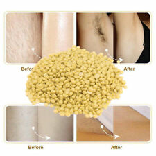 50g Hard Wax Beans Solid Hair Removal Waxing No Strip Pellet Depilation Use Wax