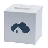 homee Brain Cube modulare Smart Home Zentrale Steuereinheit (netatmo, Nuki, AVM)