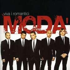 Moda' - Viva I Romantici CD ULTRASUONI