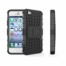 iPhone SE Black Case. Slim and Shockproof Cover