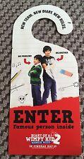 Diary Of A Wimpy Kid 2 Rodrick Rules Door hanger