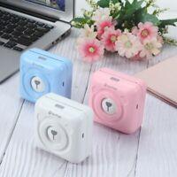 Mini Pocket Photo Printer High Graded Quality Portable Handheld Thermas Printers