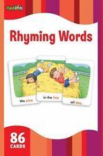 Flash Kids Flash Cards: Rhyming Words (Flash Kids Flash Cards) by Flash Kids...