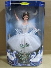 Barbie Doll As Swan Queen In Swan Lake Classic Ballet Series Collector Edition