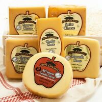Red Apple Smoked Cheese - Gouda (8 ounce)