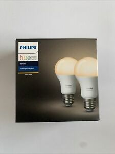 Phillips Hue Personal Wireless Lighting Warm White Bulbs E27