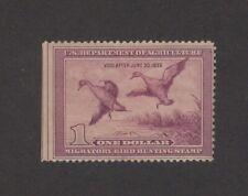 RW5 Federal Duck Stamp 1938 MNH.OG.    #02 RW5mnhf