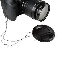 Lens cap 55mm for all lenses & cameras SLR DSLR cover Lens Cap`.,