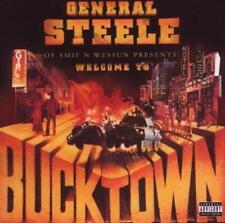 General Steele Of Smif N Wessun Presents - Buc (NEW CD)
