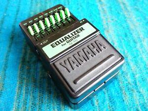 Yamaha GE-100 Graphic Equalizer for Guitar - 80's Japan Vintage  - F148