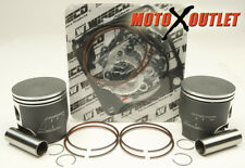 Arctic Cat Mountain Cat 800 ZR800 ZL800 2001-2004 Piston Kit Wiseco SK1318