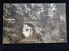 OLD POSTCARD OF THE BROOK, SOMERSBY - UNUSED