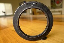 HASSELBLAD 38 ALLOY LENS HOOD SWC SWC/M WELL LOVED **USER** SHIPS TODAY