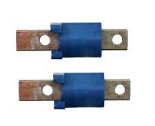 Volvo S60 S80 V70 XC70 Steering Limiter Lock Stop (Pair)  Blue 14.5mm