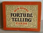 Vtg.+1940+Whitman+Publishing+Co.+Old+Gypsy+Fortune+Telling+Cards+Complete+%233013