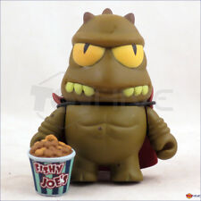Kidrobot Futurama series 1 Lrrr with Fishy Joe's 3-inch vinyl figure - displayed