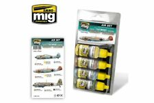 AMMO OF MIG A.MIG-7218 Luftwaffe Desert Colors 4x17ml