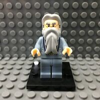 Dumbledore Custom Minifigure Harry Potter Hogwarts LEGO Compatible