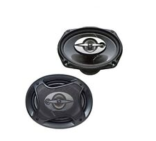 CASSE 1000 WATT COPPIA WOOFER AUTO ALTOPARLANTI 3 VIE TWEETER 6 X 9 1000W