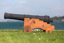 Incredible 4 foot Cannon Barrel. Pirate, Ship, Civil War, Garden, Castle or Fort