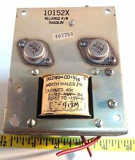 RELIANCE ELECTRIC POWER SUPPLY 704323-2V 101364