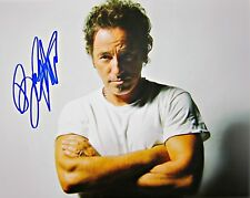 """Bruce Springsteen 8x10 Signed Autograph Reprint Photo """"Mint"""" {FREE SHIPPING}"""