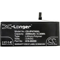 """616-00255 Battery for Apple iPhone 7, iPhone 7 4.7"""", A1660, A1780, A1779, A1778"""