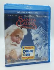 Santa Clause 3: The Escape Clause (Blu-ray+DVD, 2011; 2-Disc Set) NEW