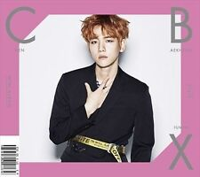 EXO-CBX Japan Debut Mini Album [GIRLS] (CD + Photobook) BAEKHYUN ver.
