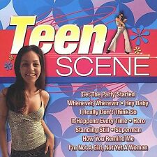 DJs Choice : Teen Scene CD