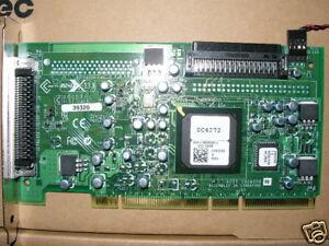 ADAPTEC 39320 ULTRA 320 PCI-X SCSI CARD DELL  OC4272