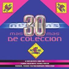 New: Los Reyes del Camino: Mas 30 Albums De Coleccion  Audio CD