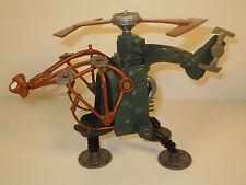 "2003 Pogo Copter 8"" Helicopter Action Figure Teenage Mutant Ninja Turtles TMNT"