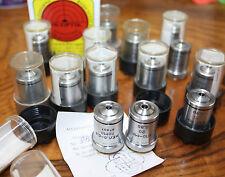 LOMO Apochromat Öl 20 x / 0,80 Zeiss Kompatibel