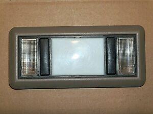 Chevrolet GMC C/K Truck Suburban Dome Map Light +Bezel Assembly TAN 88-98