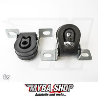 1x Exhaust Holder For System Damper Pendant Made of Rubber VW 1h0253144