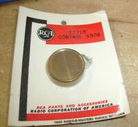 Vtg RCA  Control Knob  Replacement Part for CRT Tube TV 77710  NOS Television