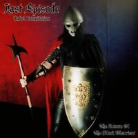 Last Episode 1-The Return of the Black Warriors (1998) Mystic Circle, Sui.. [CD]