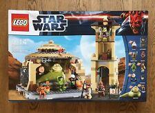 Lego 9516 Star Wars Jabba's Palace Nueva Sellada Caja Dañada