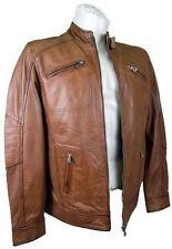 Markenlose Herrenjacken & -mäntel im Sonstige Jacken-Stil mit Leder