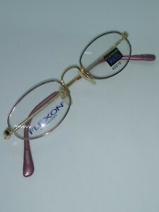 MARCHON FLEXON AUTOFLEX 87 KIDS GLASSES FRAMES 42-18-125 LILAC/GEP
