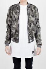 Chaqueta bomber (jacket) Sixth June, diseño camuflaje - Talla M